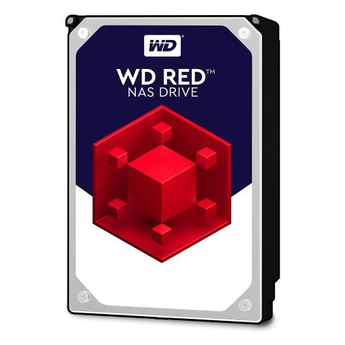 "WD 3.5"", 8TB, SATA3, Red Series NAS Hard Drive, 5400RPM, 256MB Cache"