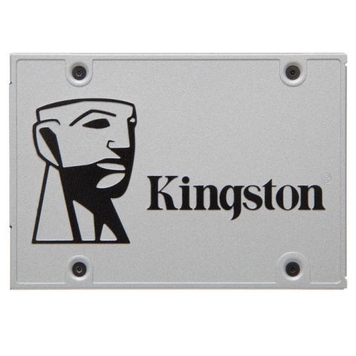 "Kingston 120GB UV500 SSD, 2.5"", SATA3, 7mm, 3D NAND, 256-bit AES Encryption, R/W"