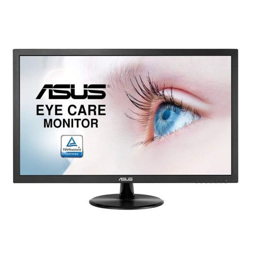 "Asus 21.5"" Eye Care LED Monitor (VP228DE), 1920 x 1080, 5ms, 100M:1, VGA, VESA"
