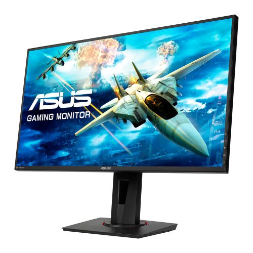 "Asus 27"" Gaming Monitor (VG278QR), 1920 x 1080, 0.5ms, DVI, HDMI, DP, G-SYNC, 165Hz, VESA"