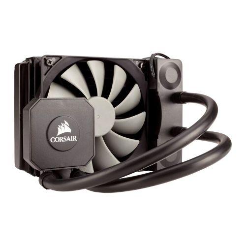 Corsair Hydro H45 120mm Liquid CPU Cooler, 1 x 12cm PWM Fan