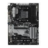 Asrock B450 PRO4, AMD B450, AM4, ATX, 4 DDR4, XFire, VGA, HDMI, DP, M.2