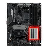 Asrock X470 MASTER SLI, AMD X470, AM4, ATX, DDR4, HDMI, SLI/XFire, Dual M.2, RGB Lighting