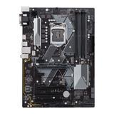 Asus PRIME H370-PLUS, Intel H370, 1151, ATX, DDR4, VGA, DVI, HDMI, XFire, Dual M
