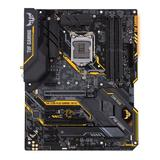Asus TUF Z390-PLUS GAMING (WI-FI), Intel Z390, 1151, ATX, XFire, HDMI, DP, Wi-Fi, RGB Lighting, M.2