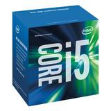 Intel Core I5-7500 CPU, 1151, 3.4 GHz, Quad Core, 65W, 14nm, 6MB Cache, HD GFX,