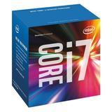 Intel Core I7-7700 CPU, 1151, 3.6 GHz, Quad Core, 65W, 14nm, 6MB Cache, HD GFX, 8 GT/s, Kaby Lake