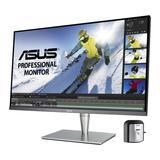 """Asus 32"""" ProArt HDR Professional 4K UHD Monitor (PA32UC-K), IPS, 3840 x 2160, 5ms, HDMI, DP, USB-C,Speakers, X-rite i1 Display, VESA"""