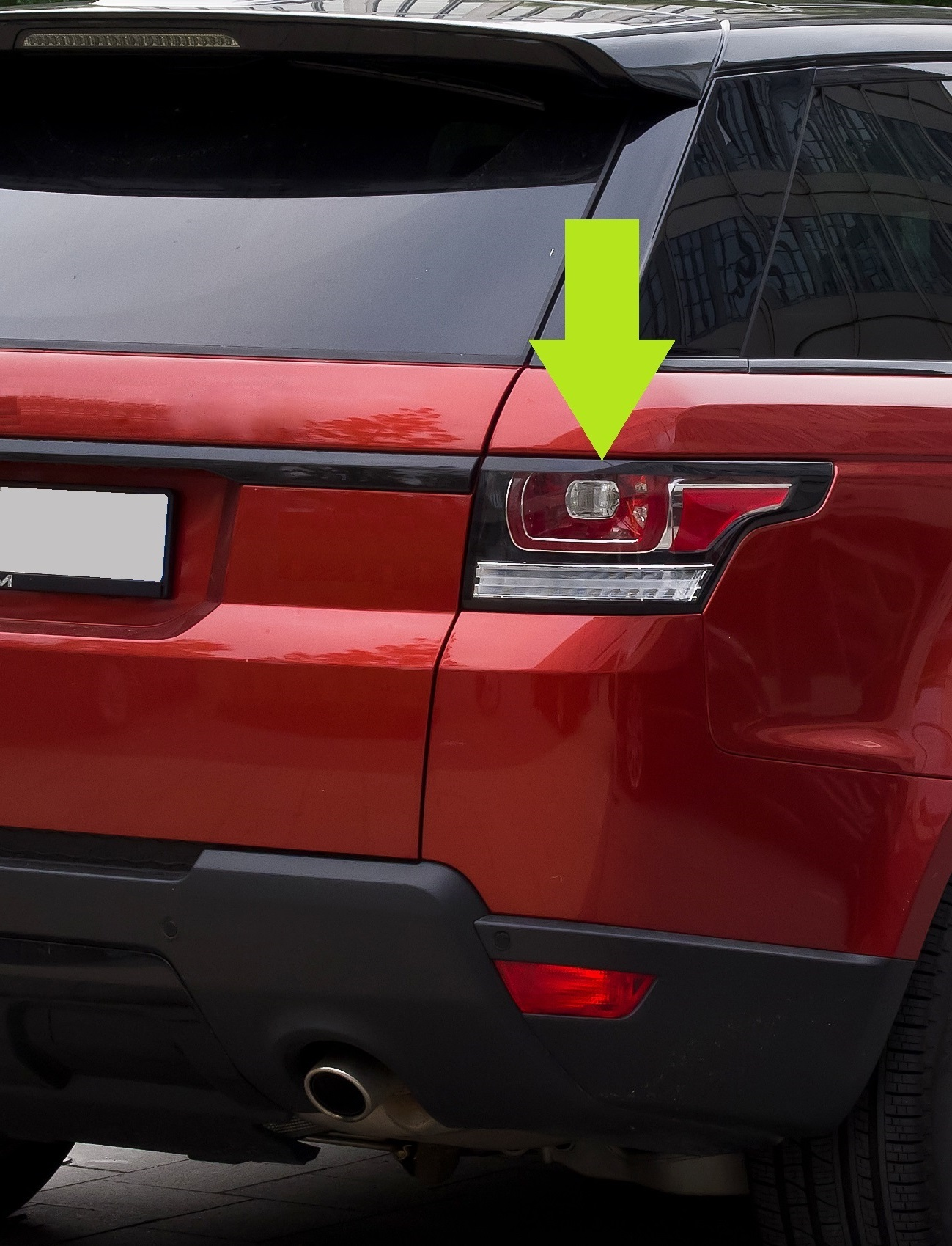 Genuine Range Rover Sport L494 Parking Sensor