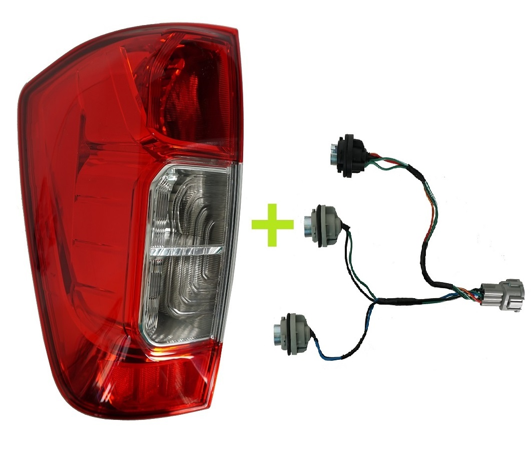 Rear Tail Light For Nissan Navara Np300 Lamp 2016 Lh N  S Near Tekna Adventura