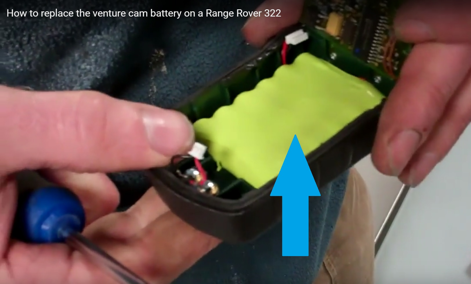 Replacement Battery Pack Range Rover L322 Venture Cam Camera Wiring Picture 2003 Land Discovery 2