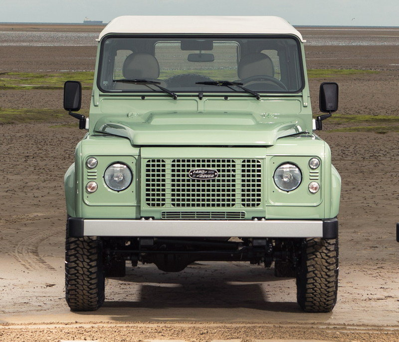 Heritage Style Front Grille Kit For Landrover Defender 90