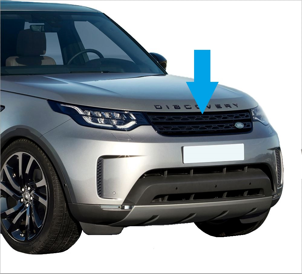 Genuine New Land Rover Discovery 5 Dynamic Front Grille