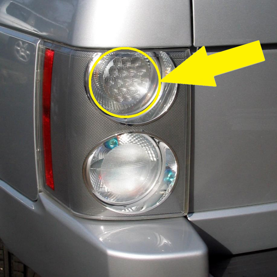 Rear Light Led Array For Range Rover L322 Vogue Tail