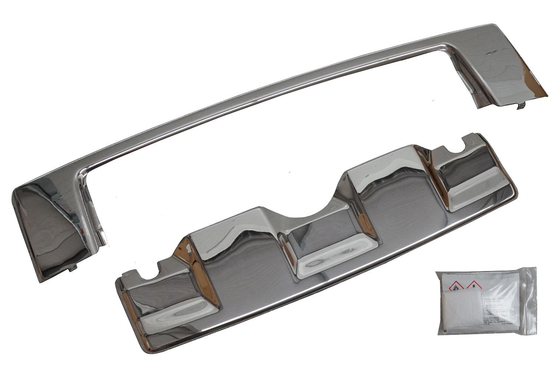 stainless steel front bumper skid plate land rover freelander 2 2011 accessories ebay. Black Bedroom Furniture Sets. Home Design Ideas