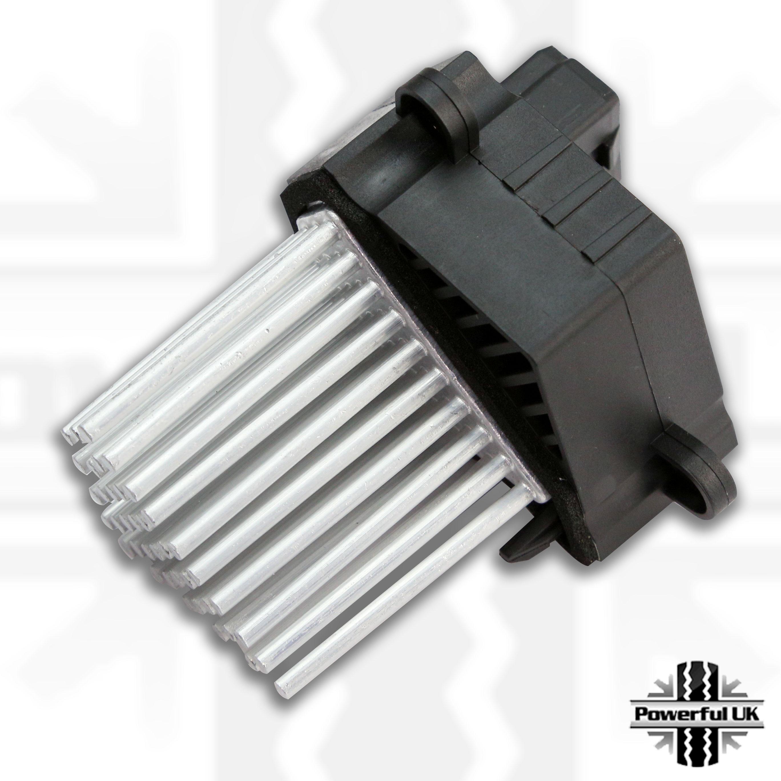 Heater Blower Resistor Fan Motor Final