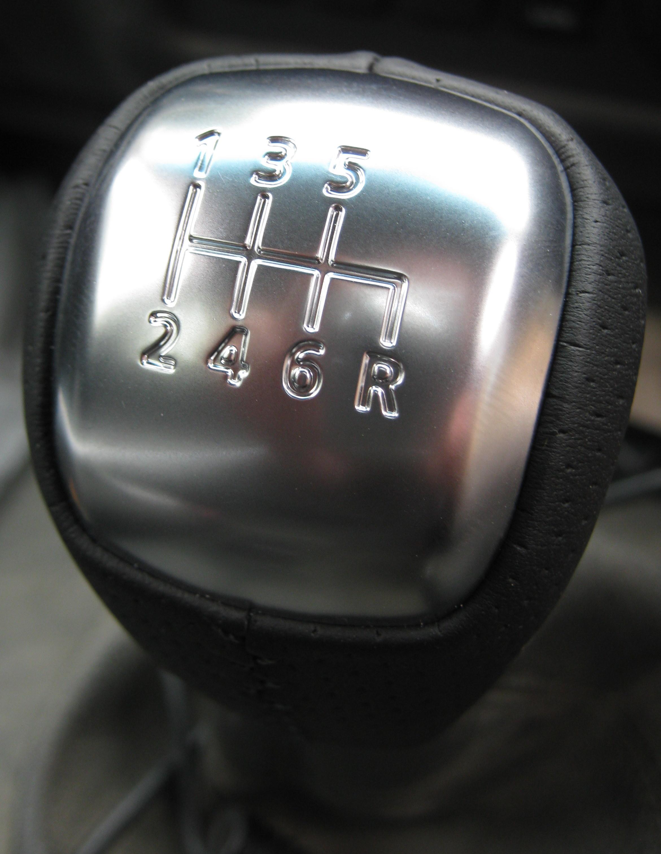 Enrilior 6 Speed Car Manual Shifter Knob Universal Modification ...