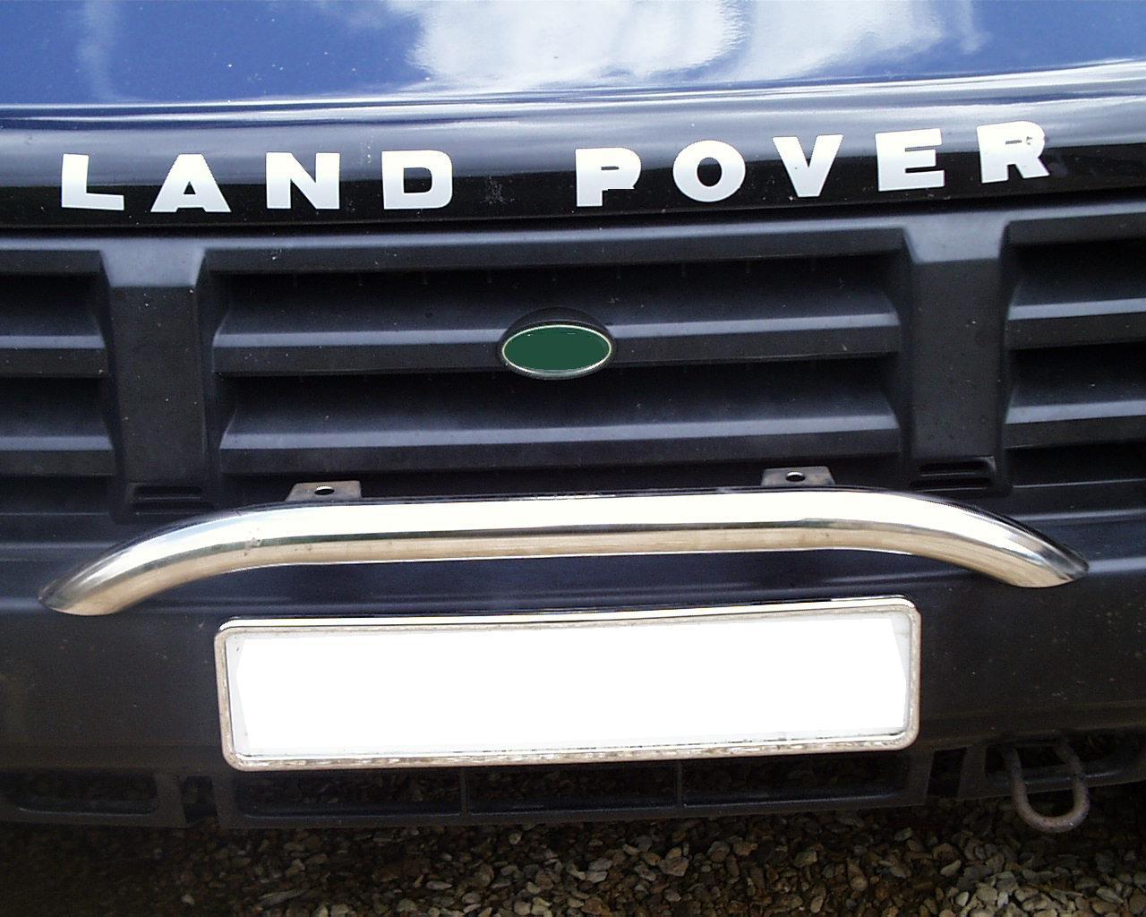 A chrome spot light bar for land rover discovery 1 2 200 300 td5 caractersticas del artculo aloadofball Choice Image