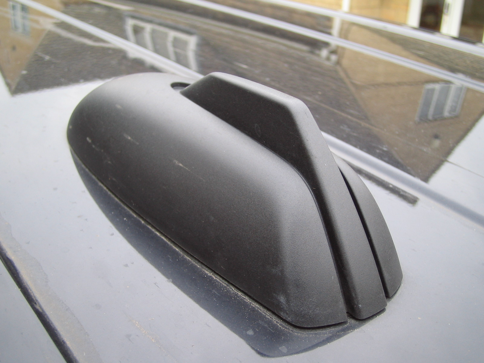 Dummy Gps Roof Aerial Antenna For Land Rover Discovery 1 2