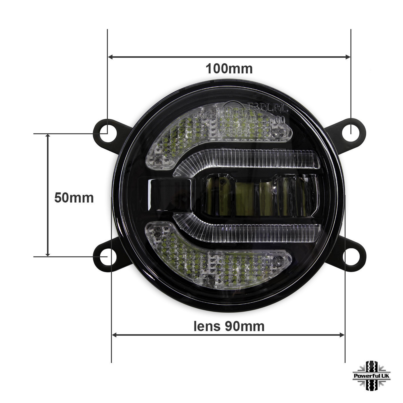 Osram 2x W5W 501 LED blanco frío Land Rover Freelander 2 2.2 TD4 10.06 FA /_