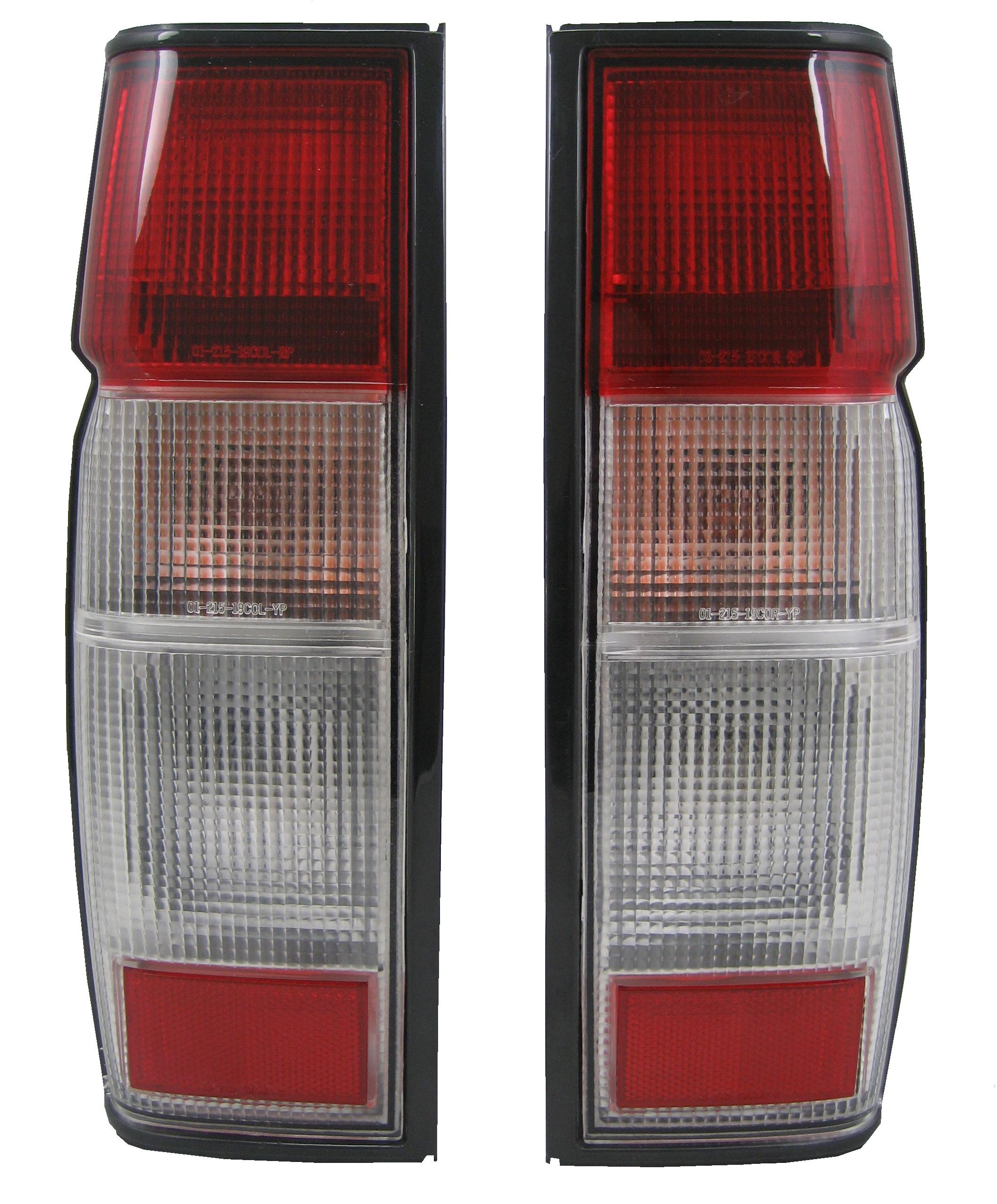 rear light lamp for nissan navara d21 pickup d22 np300 ... radiatore nissan navara d22
