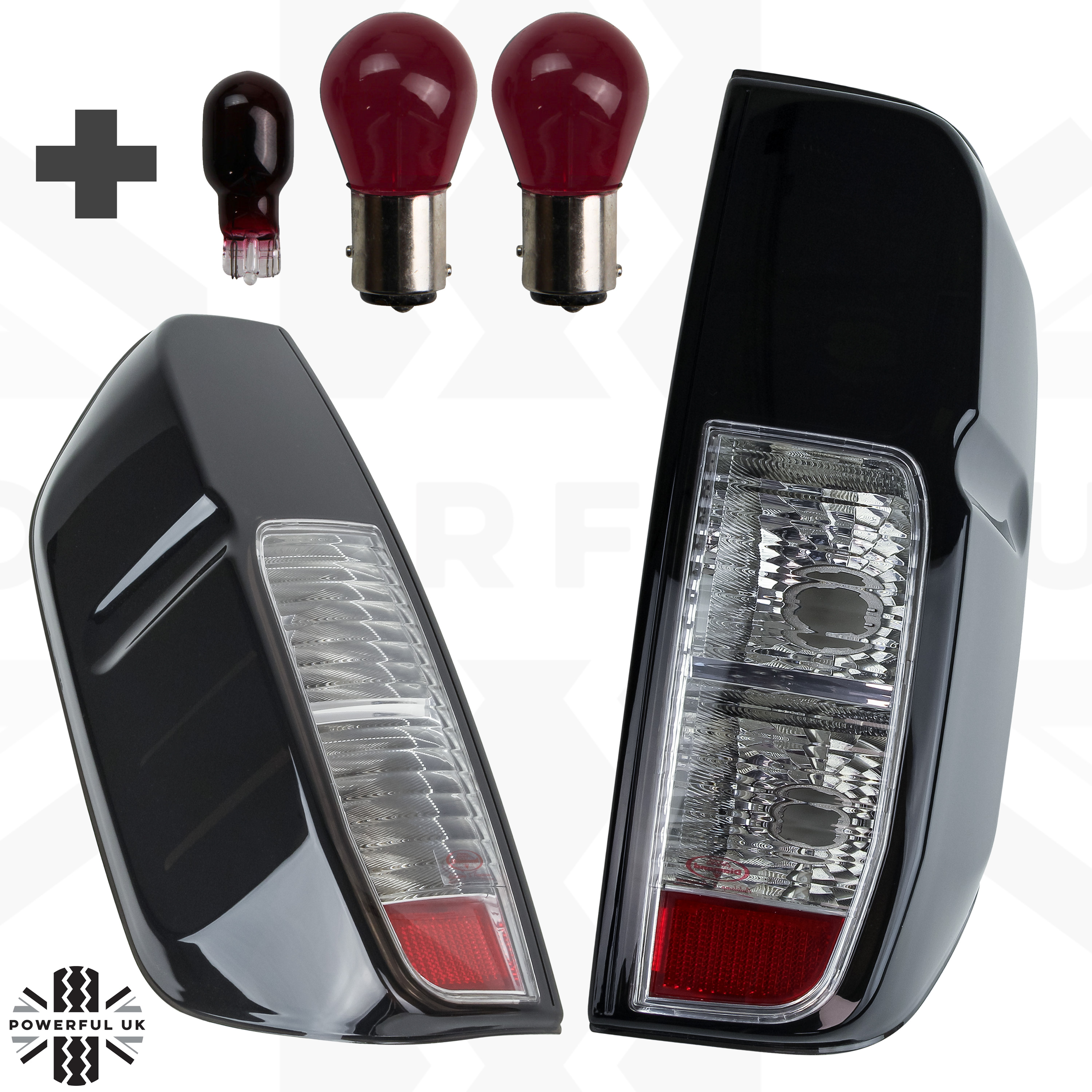 1-Pair Mazda Pickup Replacement Corner Light Unit