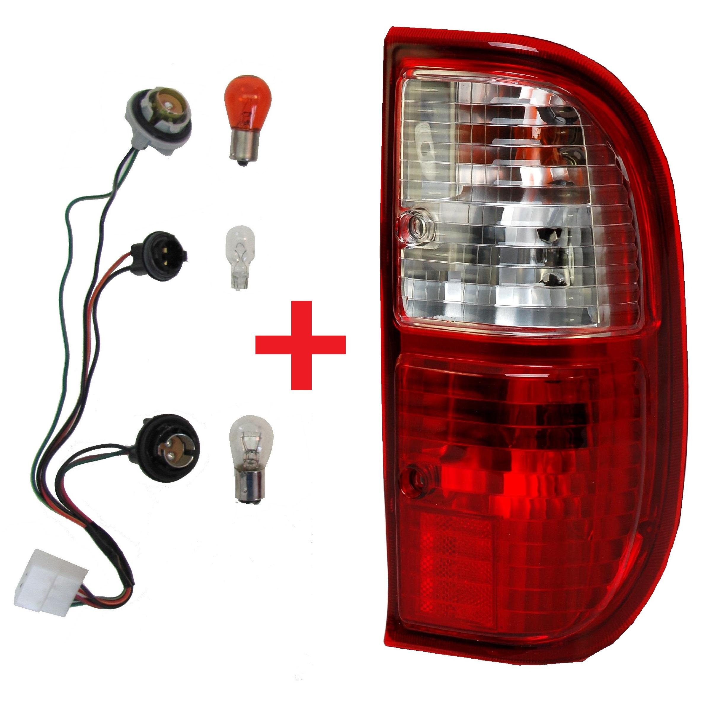 Details About Rear Light For Ford Ranger Pickup Tail Lamp Thunder 98 06 Back Lens Offside O S
