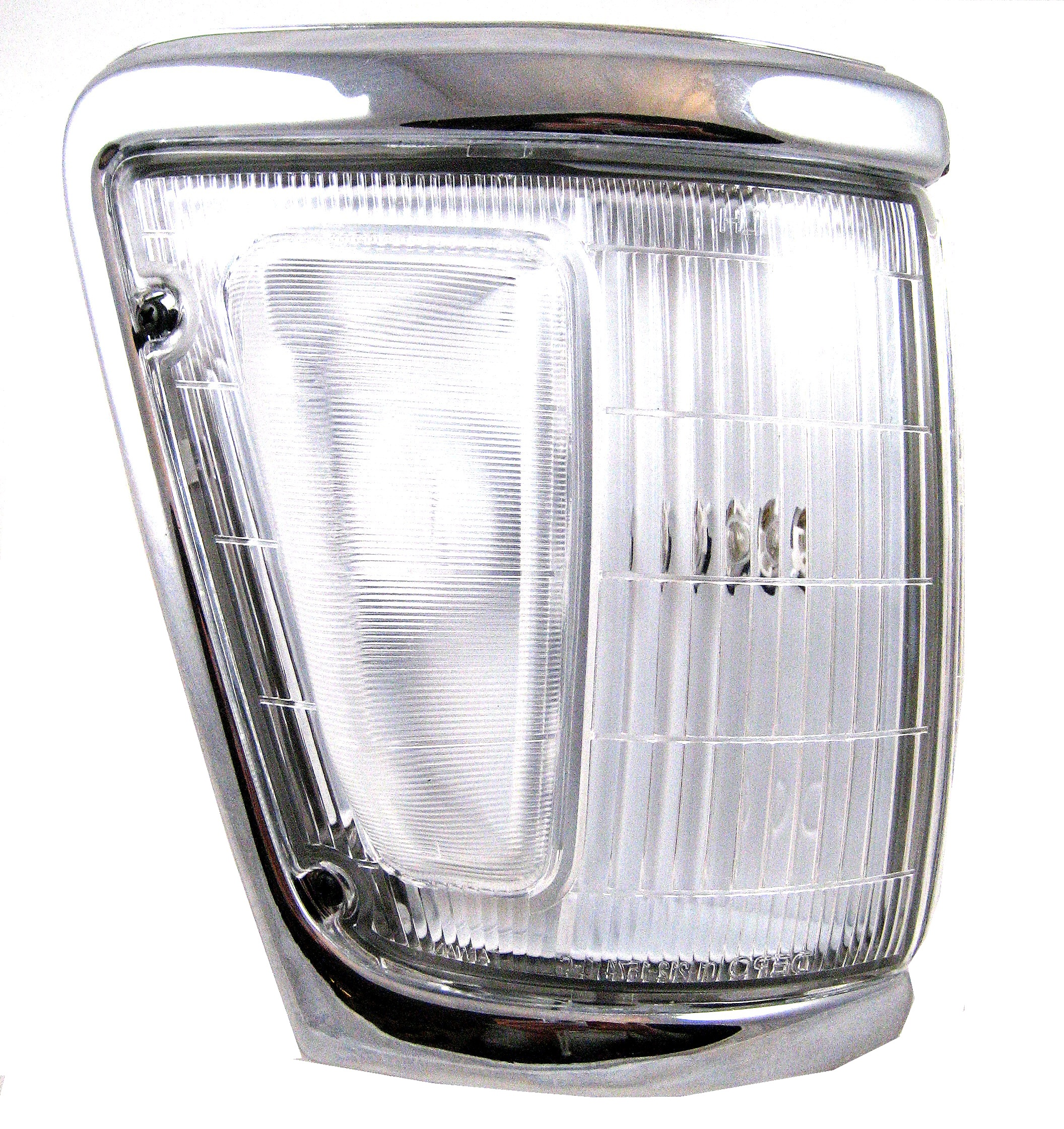 Front Bumper Right-Hand Offside Indicator Lamp Lens For Toyota Hilux Mk3