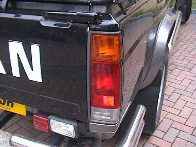 Rear Tail Light Unit Lamp For Nissan Navara Pickup D21 D22