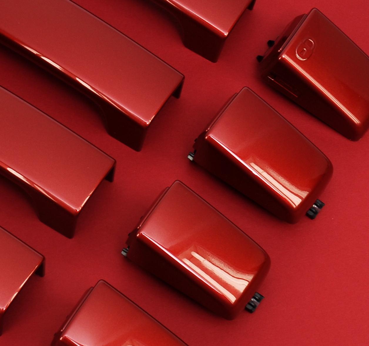 genuine replacement door handle skins for range rover. Black Bedroom Furniture Sets. Home Design Ideas