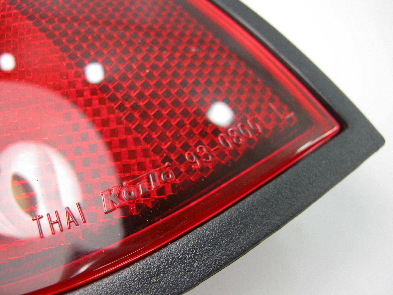 Original Mitsubishi L200 K74 96-07 NSR Links Links Heck Reflektor Linse
