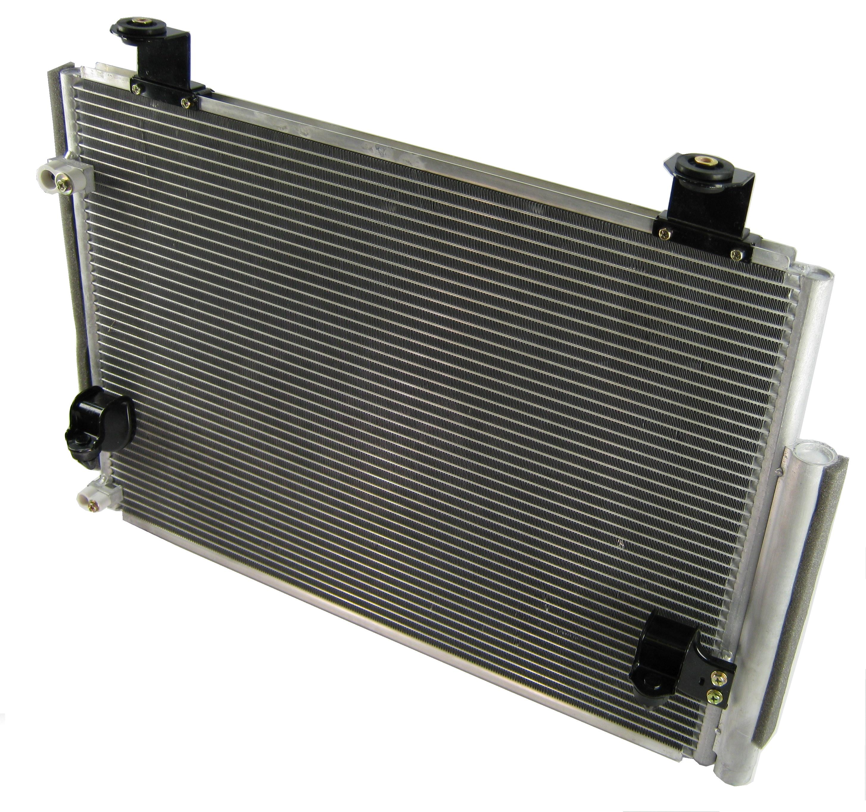 Air Conditioning Condenser Radiator For Toyota Hilux Vigo