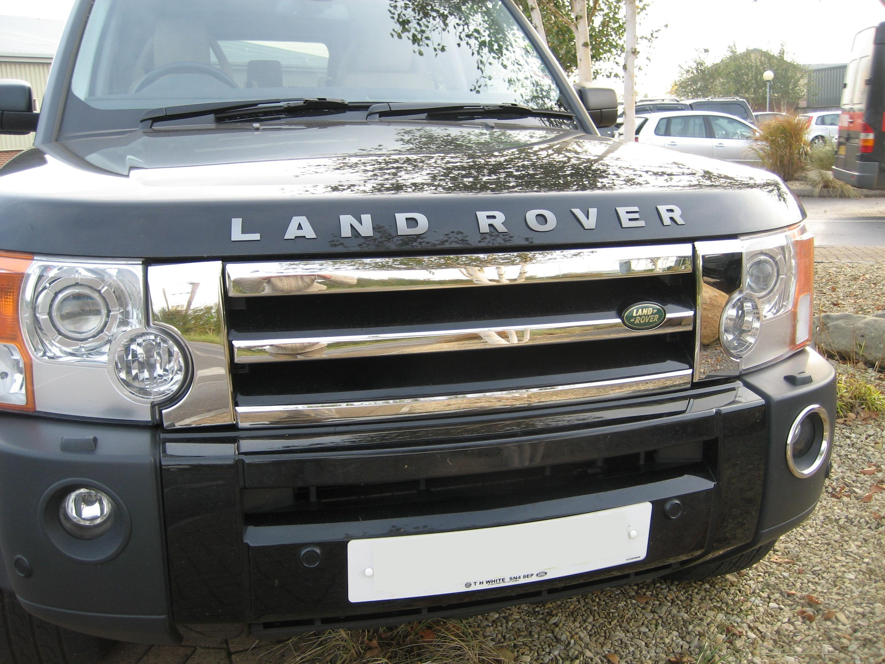 horse rover gs bumper product landrover motors front land white discovery img