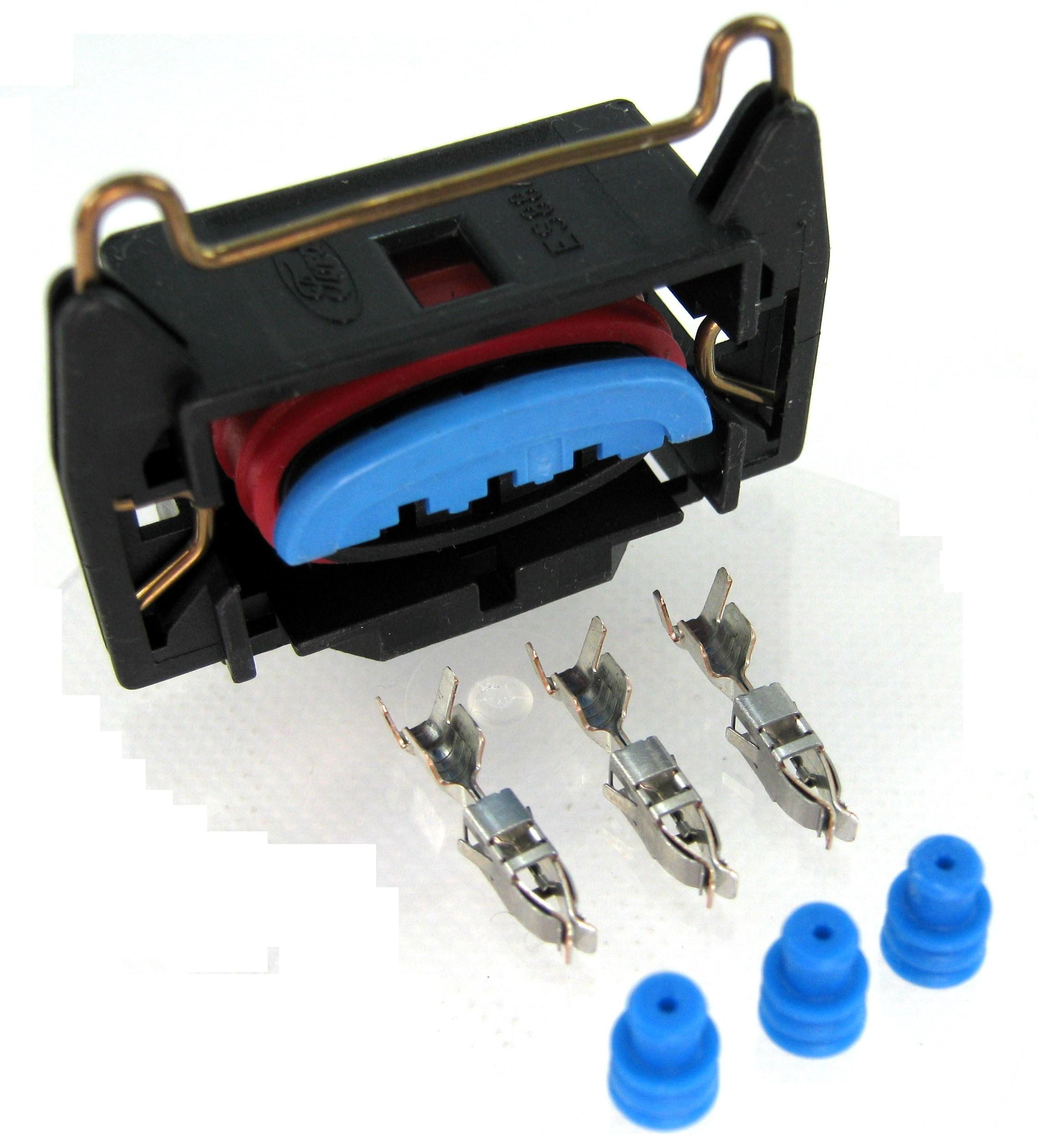 Details about EDIS coil pack connector plug kit Megasquirt new kitcar mega  squirt ECU for Ford
