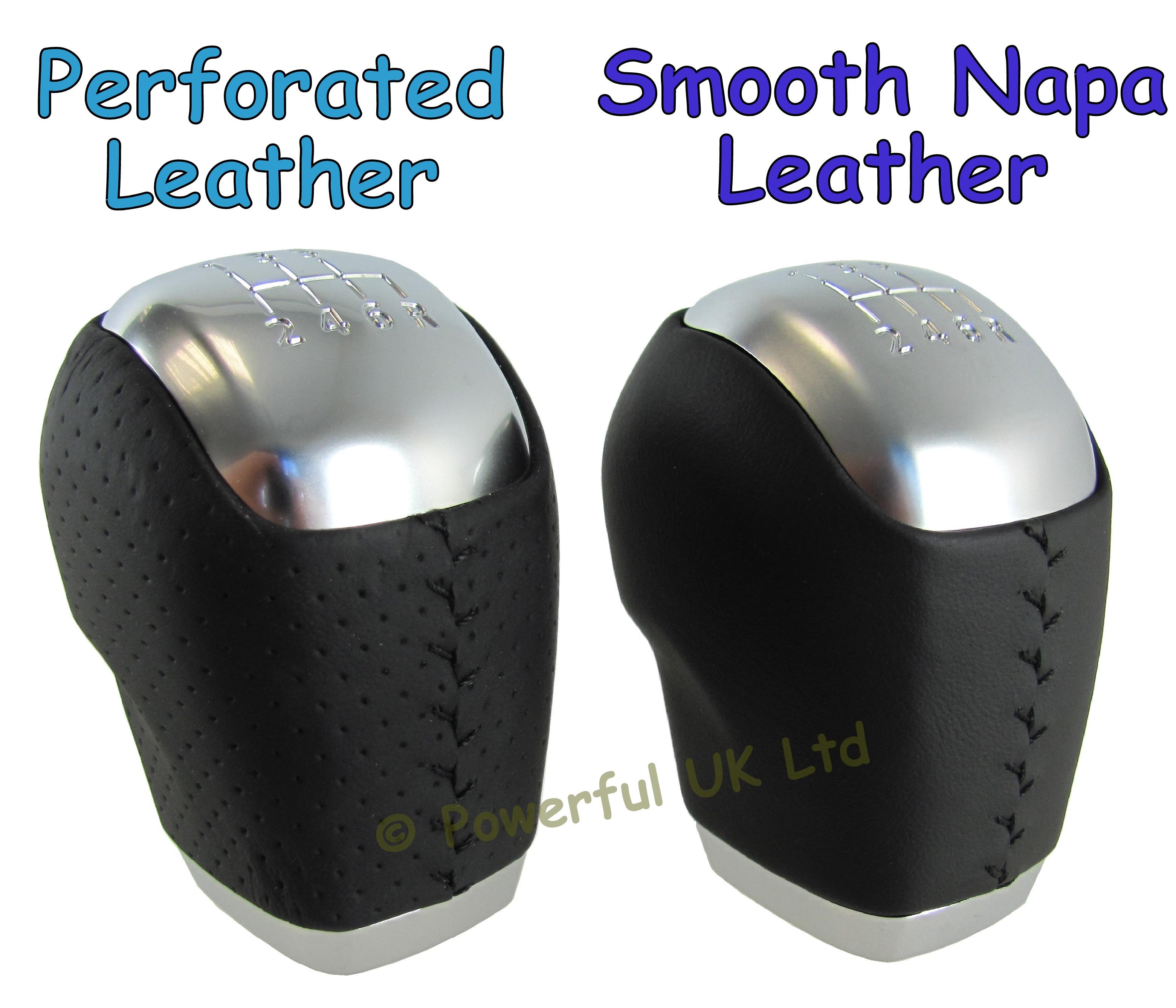 leather gear knob for nissan navara d40 6 speed manual pickup rh ebay com