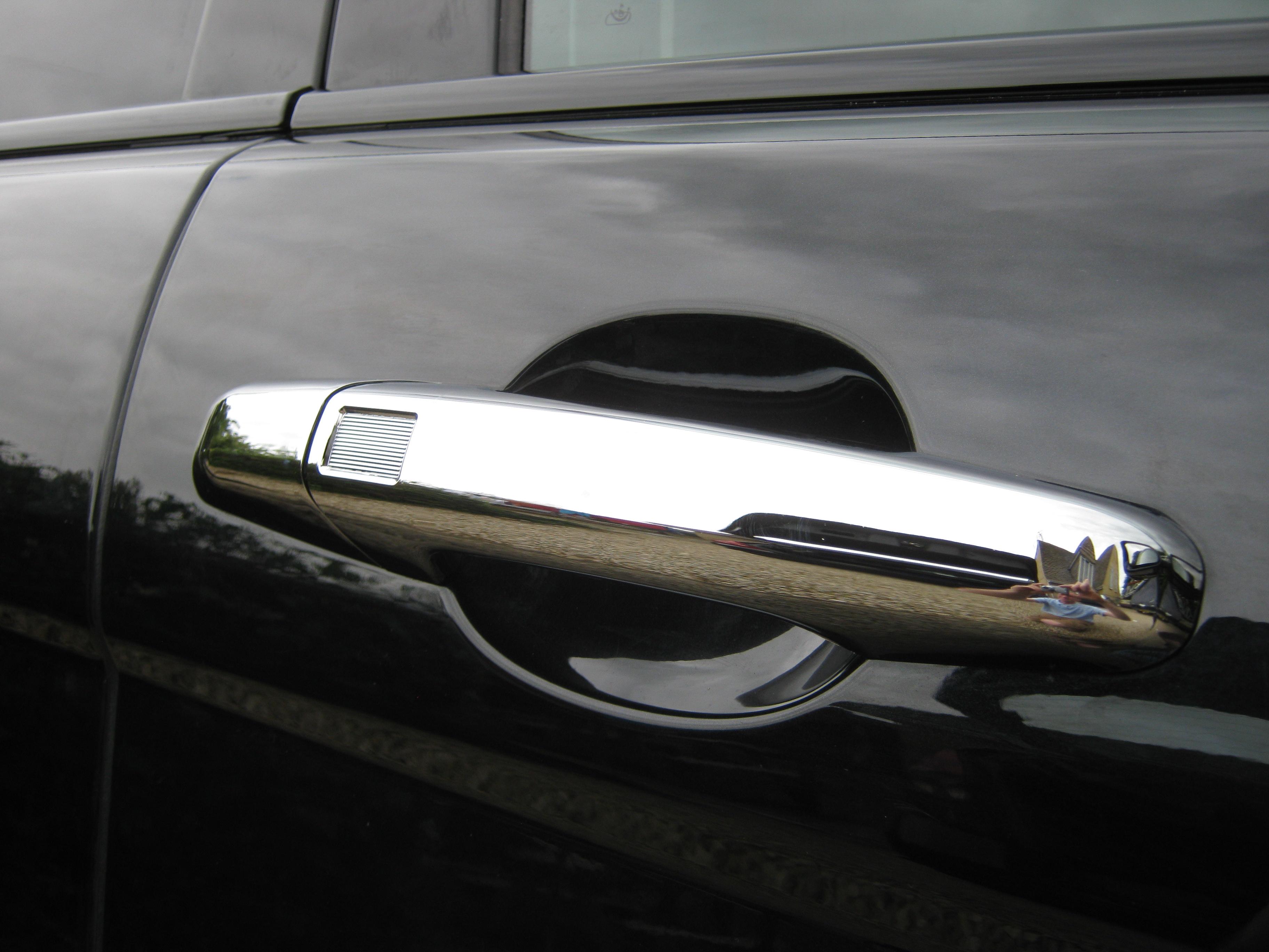 Chrome door side body trim kit Range Rover Evoque 5 door pure prestige dynamic