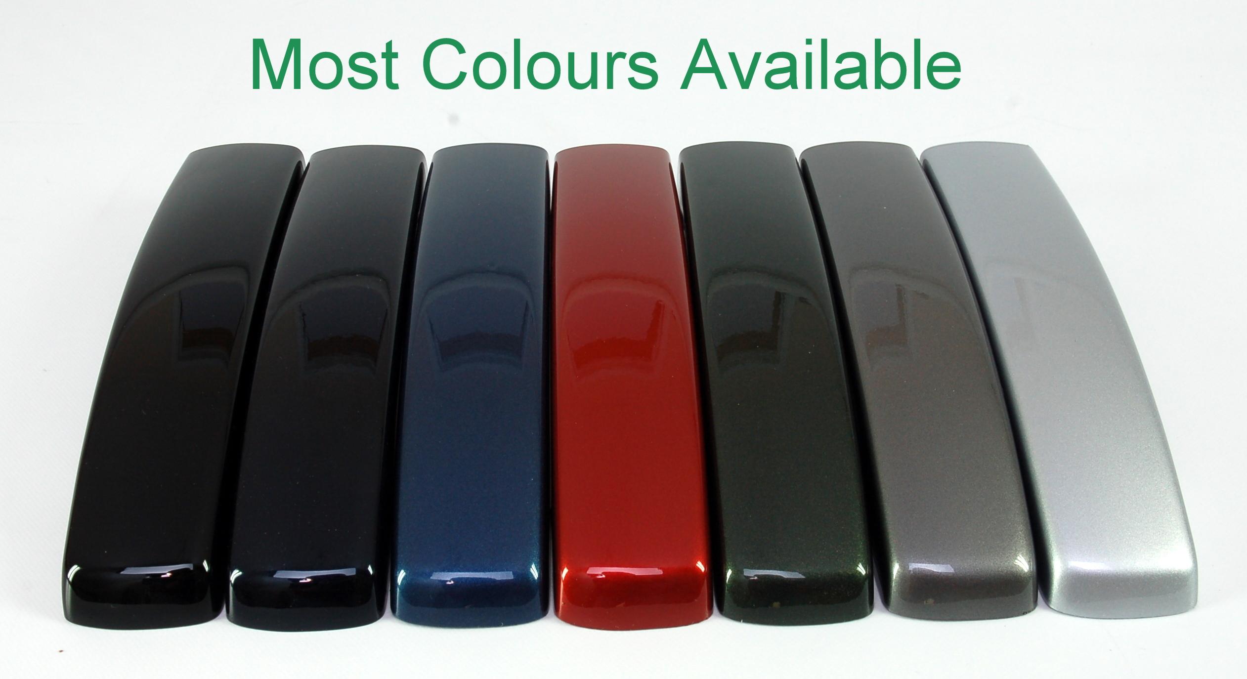 Range Rover Sport Paint Colours
