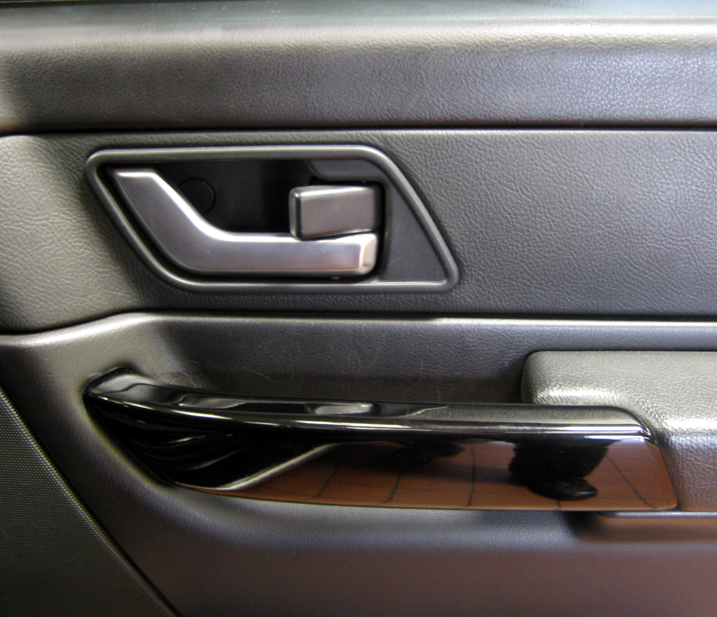 Find More 2009 Range Rover Sport Hse Automatic For Sale At: Black Piano Interior DOOR HANDLE PULL KIT Range Rover