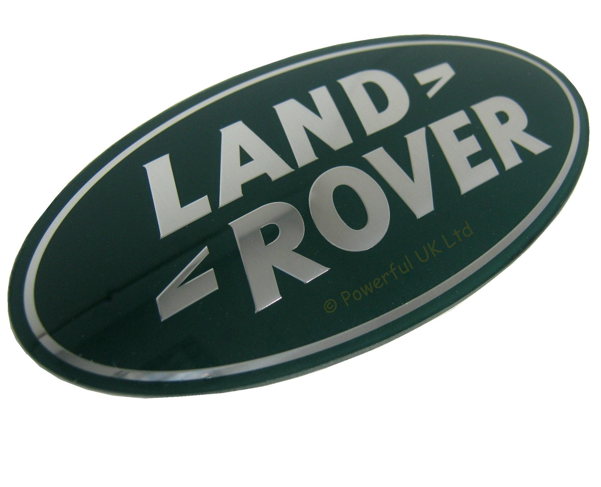 L322 freelander Discovery sport 2x Land Rover Avant // Arrière Badge range rover