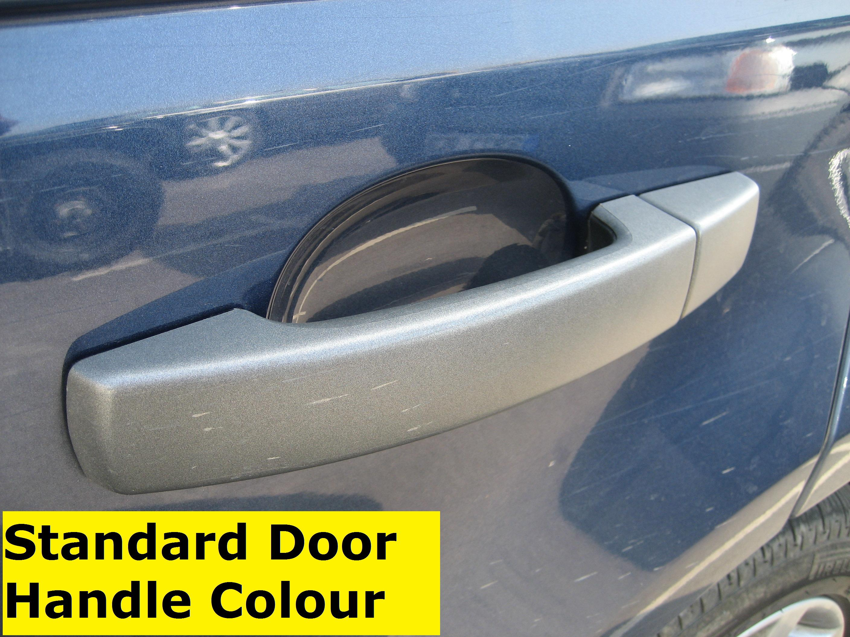 MANIGLIE COVER IN ABS  Land Rover Discovery 3 LR3