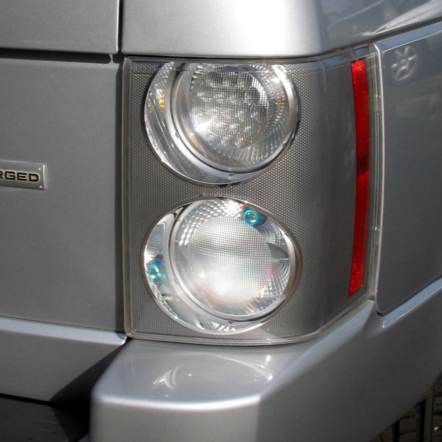 Supercharged Rear Light Right Range Rover L322 Vogue 2006