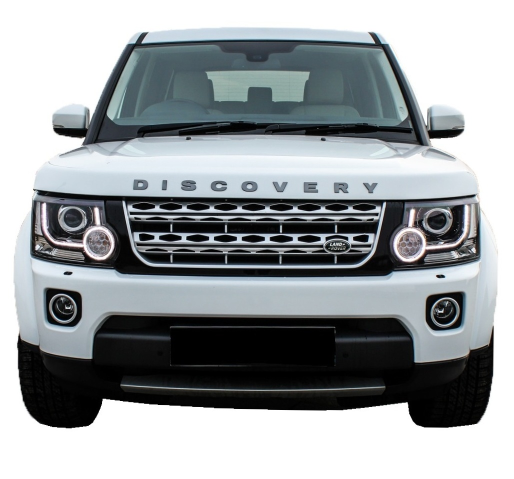 Front Bumper For Land Rover Discovery 4 Facelift Standard