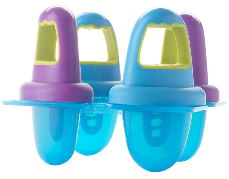 annabel karmel by nuk 4 ice lolly moulds baby child kids. Black Bedroom Furniture Sets. Home Design Ideas