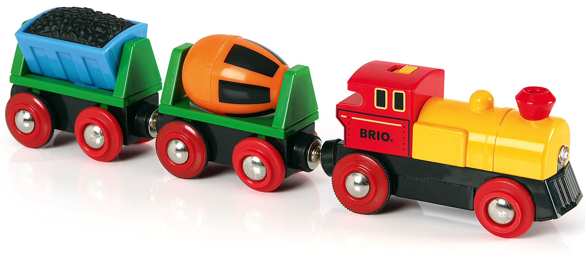 Железная дорога Brio 33514