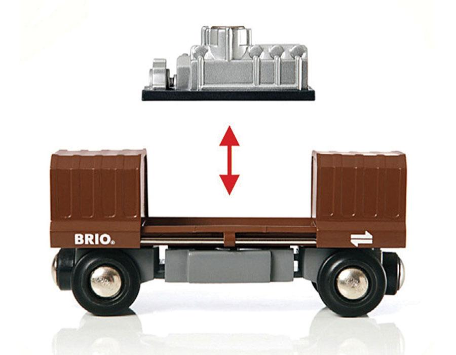 wagon train b b brio b b bambins jouet enfant circuit neuf ebay. Black Bedroom Furniture Sets. Home Design Ideas