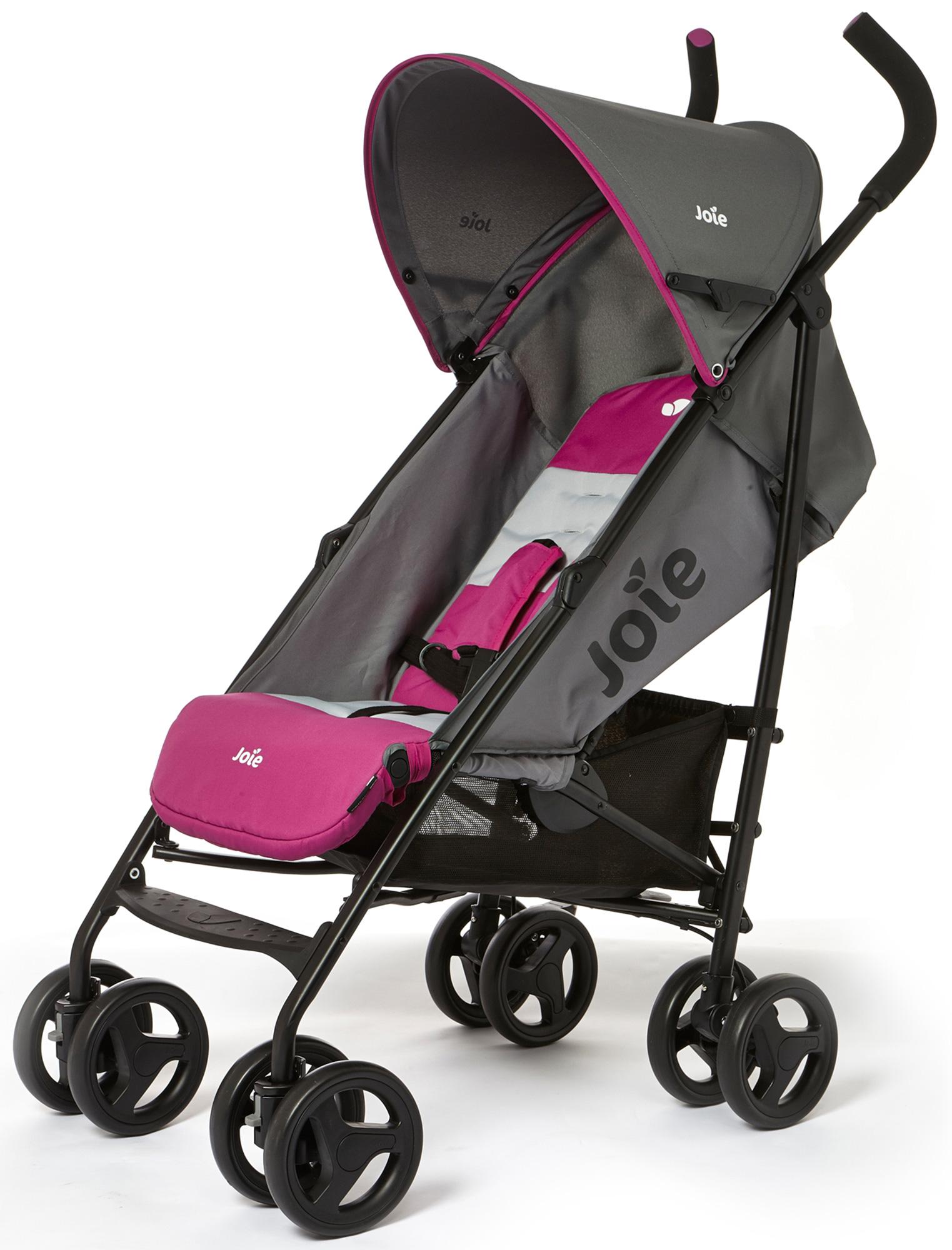 Joie NITRO STROLLER Lightweight Pushchair/Buggy Baby