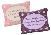 Sentiments Cushions
