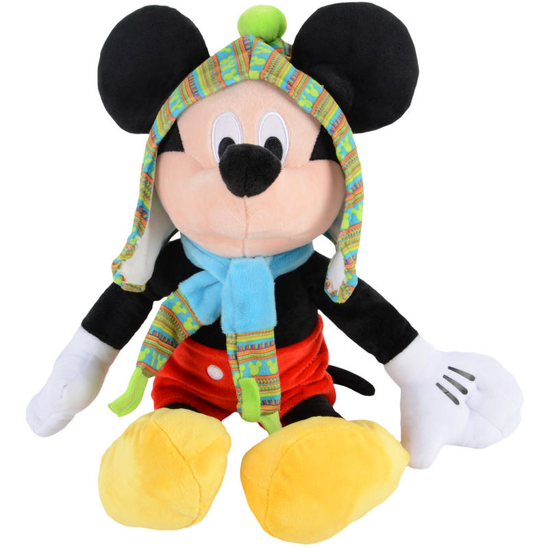 how to make mickey mouse soft toy