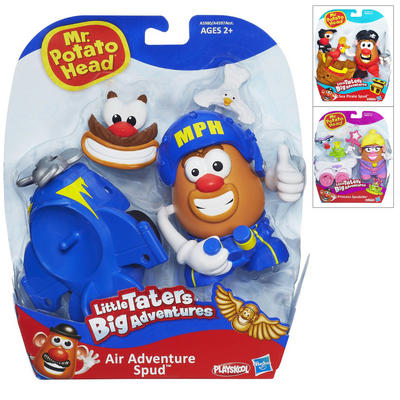 Mr Potato Head Little Taters Big Adventures Age 2+