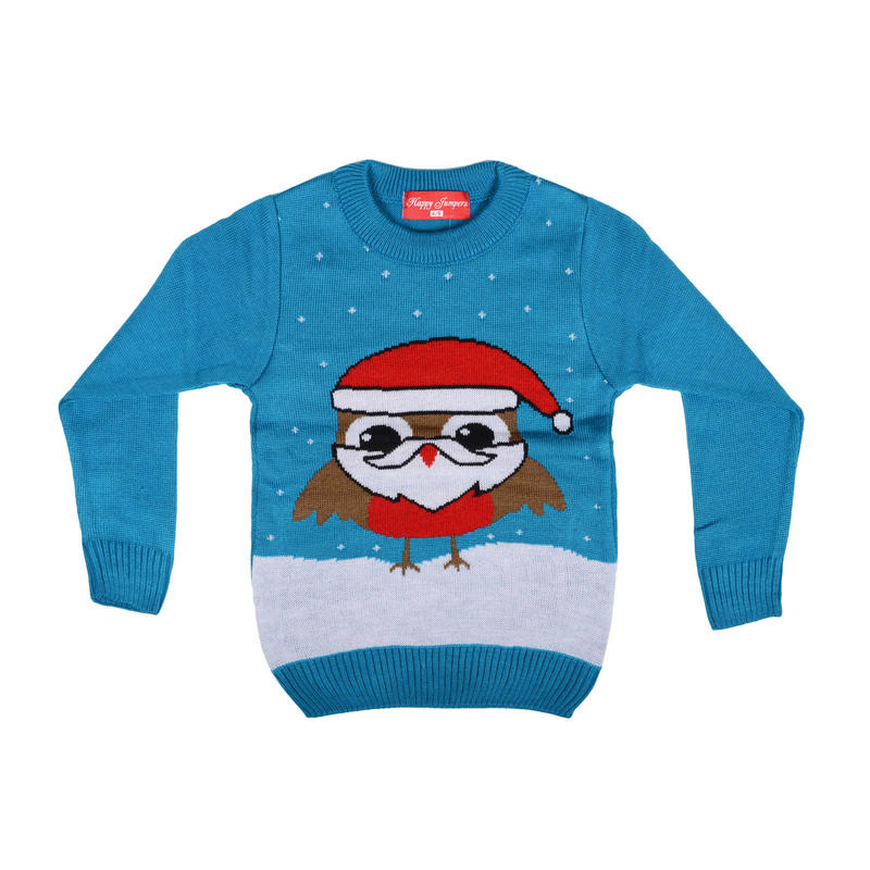 Christmas jumpers get your kids even more excited about christmas with